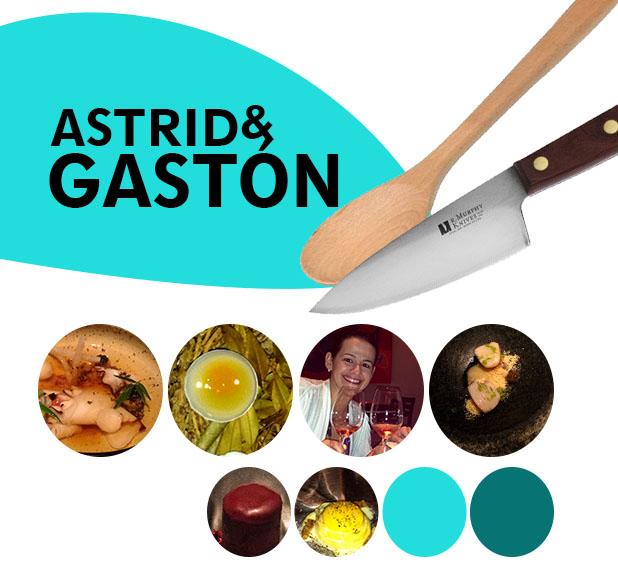 ASTRID E GASTON