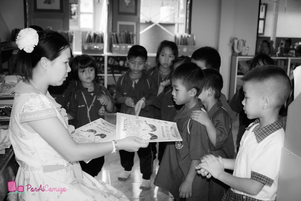 Escola Tribo Akha