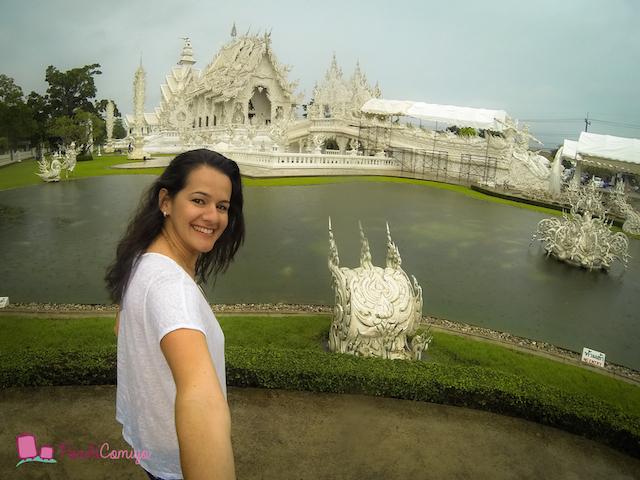 Wat Rong Khun e Soraya