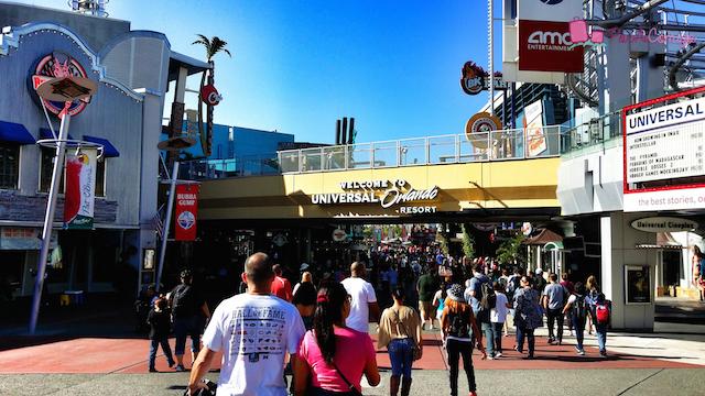 Entrada Universal Orlando