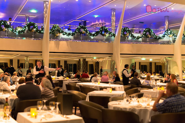 Celebrity Reflection Restaurant 1