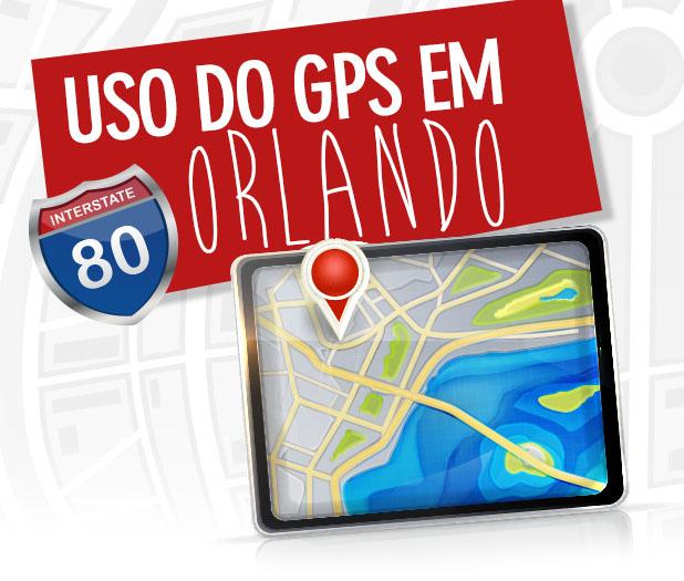 GPS EM ORLANDO