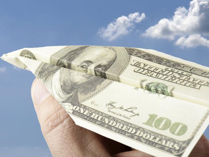 dolar aviao