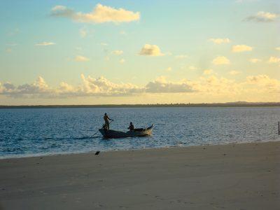 Praia do Saco e Mangue Seco – Turismo em Sergipe